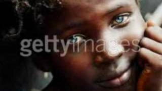 getlinkyoutube.com-Pure Blood Africans with Blue/green eyes
