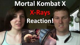 getlinkyoutube.com-Mortal Kombat X: All X-Rays reaction!