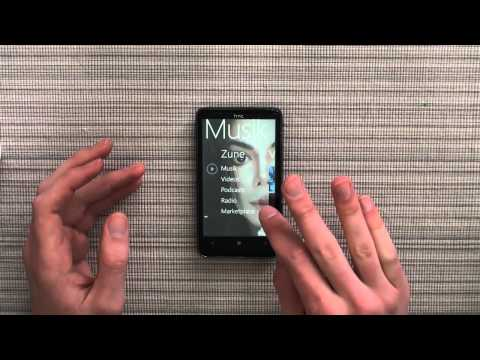 HTC HD7 (Windows Phone) - Im Test - HD