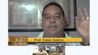 getlinkyoutube.com-Entrevista com o Professor Fábio Sabino!