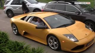 getlinkyoutube.com-Mariusz Pudzianowski i jego Lamborghini