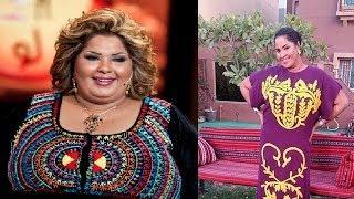 getlinkyoutube.com-تغير كامل فى شكل الممثلة الكويتية هيا الشعيبى بعد فقدان كبير لوزنها...مفاجأة