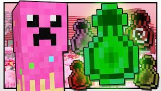 getlinkyoutube.com-Minecraft | THE ULTIMATE CANDY RECIPE!! | Custom Mod Adventure