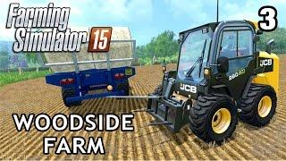 getlinkyoutube.com-Let's Play Farming Simulator 2015 | Woodside Farm #3