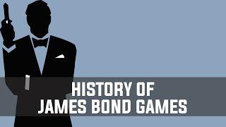 getlinkyoutube.com-History of James Bond Video Games (1983-2012)