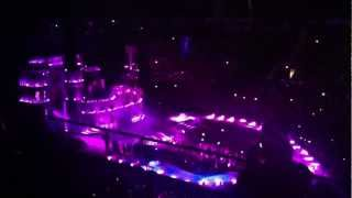 Lady Gaga - Live in Bulgaria (Opening) - Highway Unicorn (Road To Love)