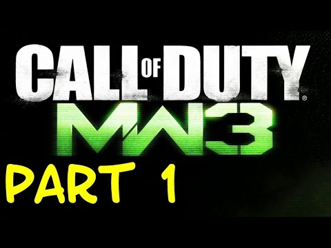 UGV FUN!!!!!!!!!MW3 gameplay 1