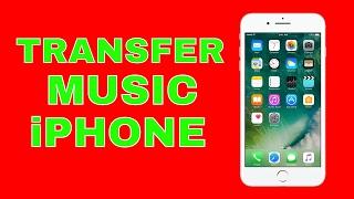 getlinkyoutube.com-How to transfer music to iPhone, iPad, iPod