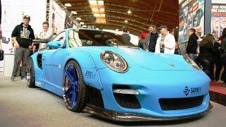 getlinkyoutube.com-Tuning World Bodensee 2015 ✔ Porsche 911 Turbo 997  MADE BY Sidney INDUSTIES ✔