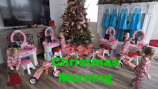 CHRISTMAS DAY 2017 With TWO KIDS And PREGNANT! width=