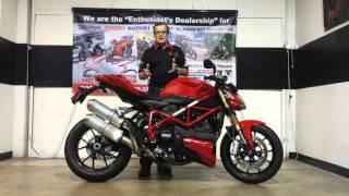 getlinkyoutube.com-2015 Ducati Streetfighter 848