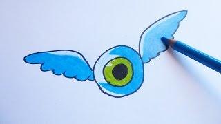 getlinkyoutube.com-Dibujando y pintando a william - Drawing and painting william