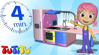 getlinkyoutube.com-TuTiTu Specials | Kitchen | Toys and Songs for Children