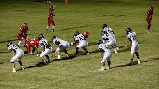 getlinkyoutube.com-Muleshoe Mules vs. Friona Chieftains Football October 16, 2015