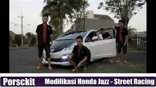 getlinkyoutube.com-Modifikasi Honda Jazz - Porsckit