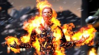 getlinkyoutube.com-Mortal Kombat X All Test Your Might Failure / Fails PC Ultra Settings