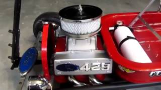 getlinkyoutube.com-Hot Rod Radio Flyer