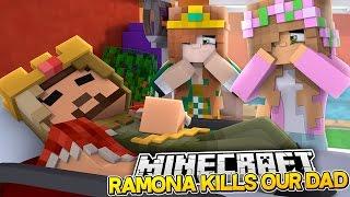 getlinkyoutube.com-RAMONA PUTS DAD IN HOSPITAL! Minecraft Royal Family w/LittleKellyandCarly (Custom Roleplay)