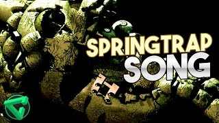 """getlinkyoutube.com-SPRINGTRAP SONG By iTownGamePlay - """"Five Nights at Freddy's 3"""" Canción FNAF"""