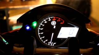 getlinkyoutube.com-Yamaha new Vixion speedometer nite display (copyright by iwanbanaran.com)