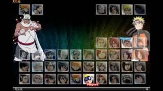getlinkyoutube.com-Bleach vs Naruto 2.6 (Наруто против Блич 2.6)