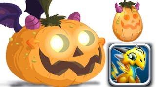 getlinkyoutube.com-How to Get Evil Pumpkin Dragon! Dragon City Mobile!