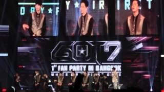 """150314 Talk """"GOT7 พูดภาษาไทย"""""""