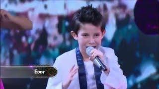 getlinkyoutube.com-| Eddy Valenzuela | - VIVIR MI VIDA - Marc Anthony - Academia Kids (Cover)