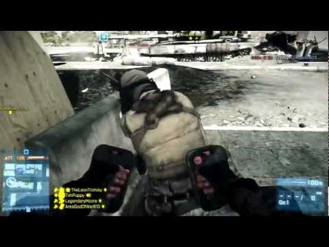Battlefield 3: SHOUTCAST Colonel 99-100 with Defibs ONLY