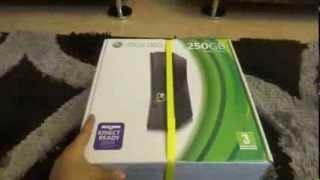فتح علبة اكس بوكس 360-unboxing xbox