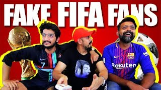 Fake Fifa Fans | Bekaar Films | Maansals width=
