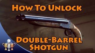 getlinkyoutube.com-Battlefield Hardline - How to Unlock Double Barrel Shotgun (Menz in the Hood)