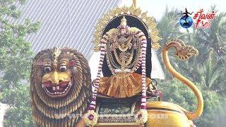 நல்லூர் ஸ்ரீ கந்தசுவாமி கோவில் 21ம் திருவிழா காலை கஜவல்லி மஹாவல்லி உற்சவம் 26.08.2019