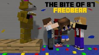 getlinkyoutube.com-(THE BIT OF 87) FNAF 4 Short Minecraft Animation
