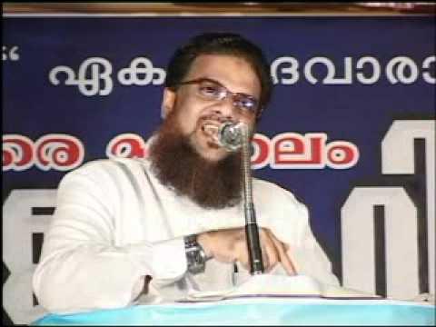 Pravachaka-nindha ... part-02 Hussain salafi speech 2011 muslim kerala