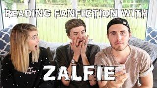 READING FAN FICTION WITH ZALFIE || MARK FERRIS