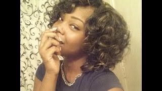 getlinkyoutube.com-$Beauty on a Budget$ Milky Way Short Cut Series- Trina Curl Quickweave