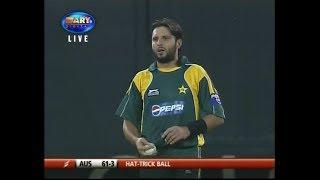 Pakistan vs Australia T20 Match 2009 (Rare)