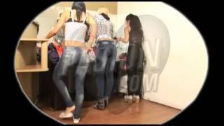 getlinkyoutube.com-El Camarín De Las Bailarinas De Pasion: Parte 1