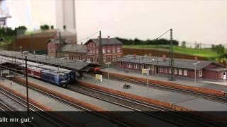 getlinkyoutube.com-Die Modellbahn, Messe MOC München, 6.-8.11.2015