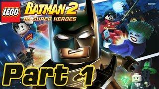 TGC :: LEGO Batman 2 DC Super Heroes#1 เลโก้ คู่หูมนุษย์ค้างคาว