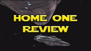 getlinkyoutube.com-Star Wars: Galaxy Of Heroes - Ackbar's Home One Review Awesome!?