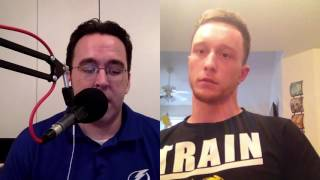 Valor Fights 41 Pre-Fight Interview with Dylan Cala