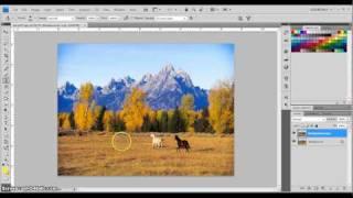 getlinkyoutube.com-Photoshop Tutorial pl - jak usunąć niepasujący element ze zdjęcia