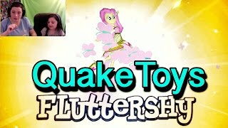 getlinkyoutube.com-Equestria Girls My Little Pony App Legend Everfree Fluttershy Pinkie Pie Slumber Party QuakeToys MLP