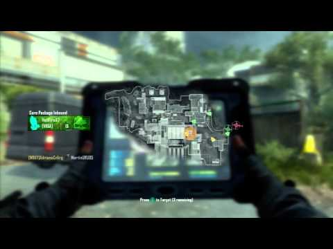 Black Ops 2 - Multiplayer Gameplay - Map DRONE