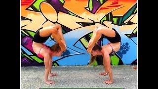 getlinkyoutube.com-The Rybka Twins - Acro/dance montage!