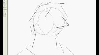 getlinkyoutube.com-How to draw David Beckham i Paint (Realistic in black white)