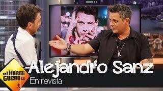 """getlinkyoutube.com-Alejandro Sanz: """"Mi hijo de cuatro años habla cinco idiomas"""" - El Hormiguero 3.0"""