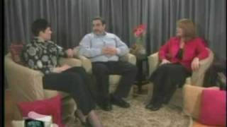 getlinkyoutube.com-The Perfect New Mother Son Song ''On This Day'' - First Time On TV-VIP TV with Carol and Darlene